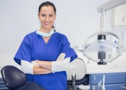 A dentist in North Las Vegas